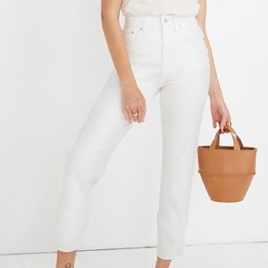 || NWT Madewell || Classic Straight Jean